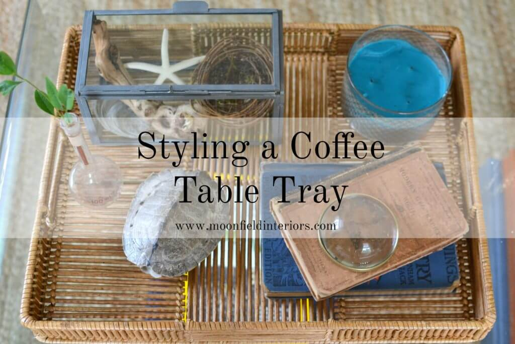 Tray Styling